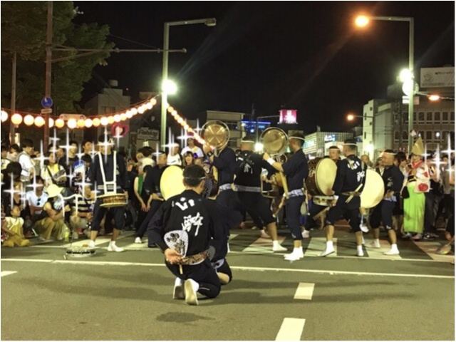 徳島の夏の風物詩!【阿波おどり】に行ってきました♡今年は総踊り復活!_4