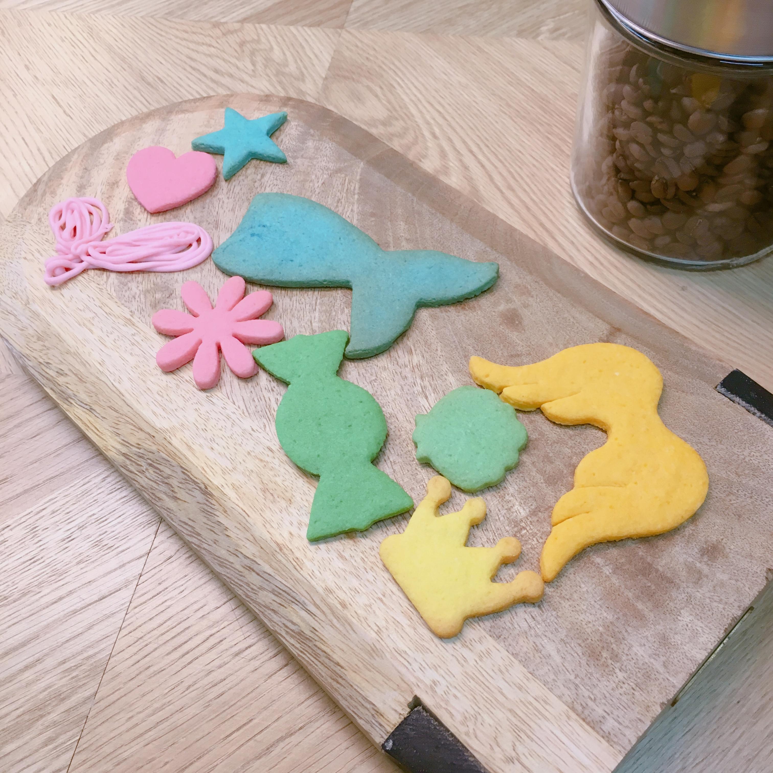 《 私のカフェめぐり♪ 》 SNS映えばっちり◎カラフルクッキーが乗ったソフトクリーム♡♡_5