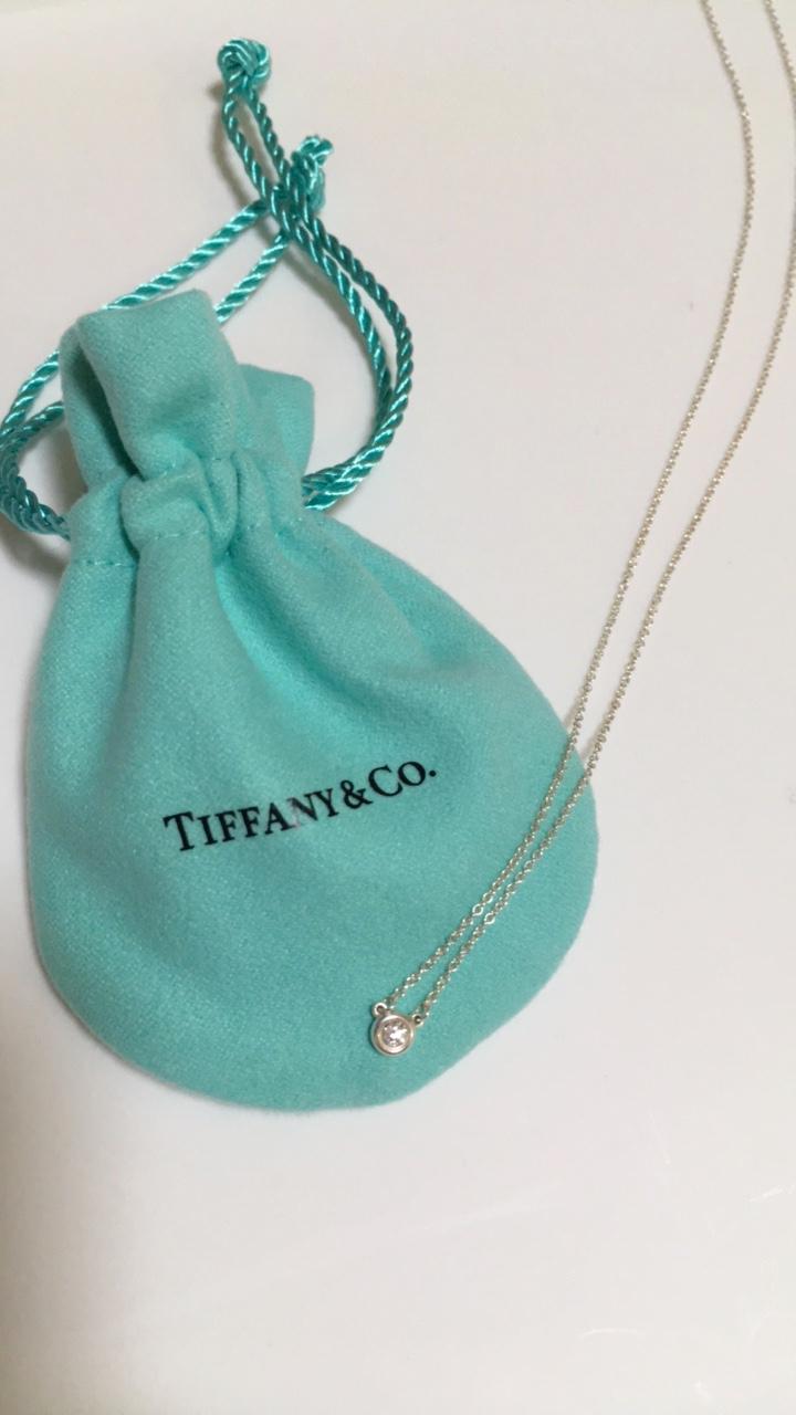 《TIFFANY&Co.》シンプルな一粒ダイヤを身に付けるならBy The Yardシリーズ♡_2