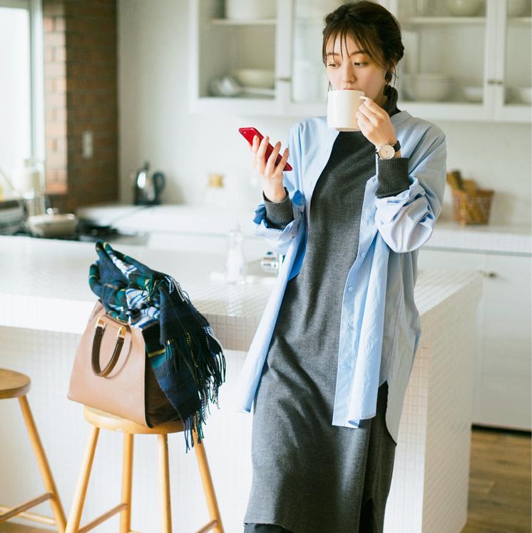 『シャネル』のバッグ、モテワンピ、時短コーデで年末を乗り切れ!【今週のファッション人気ランキング】_1_2