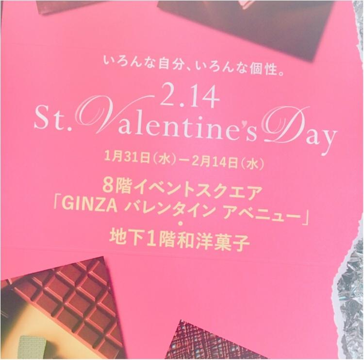 【ご当地モア♡東京】バレンタインフェアはイートインメニューも充実!BABBIの限定ソフトクリーム♡@松屋銀座_3