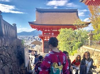 【京都】人気観光スポット 清水寺までの歩き方♥︎