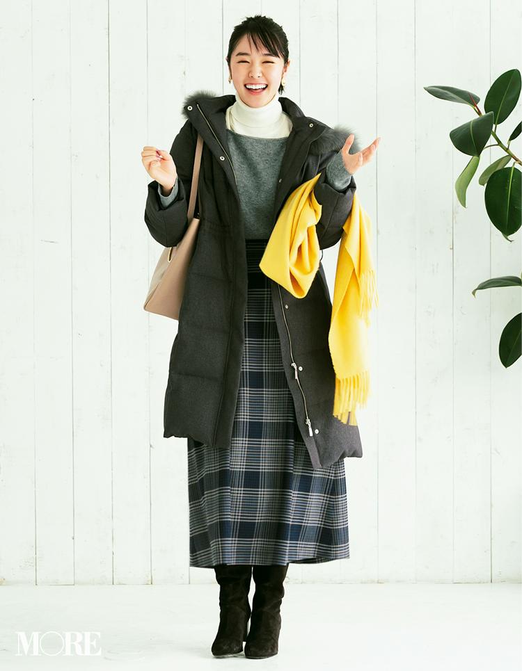 冬のおすすめ【ストールコーデ】 | 20代ファッション・レディース・おしゃれ_1_5