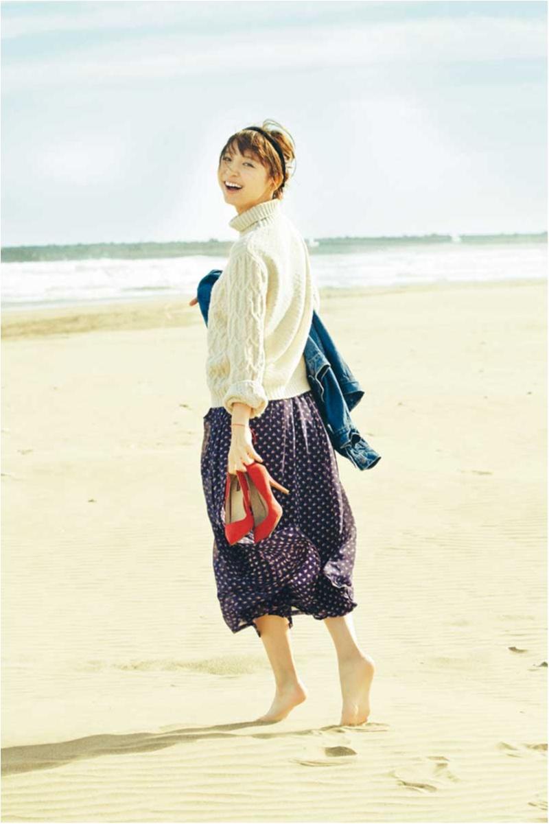 【篠田麻里子、MORE卒業!】 スタッフが選ぶ「麻里子のベスト」大公開♡_7