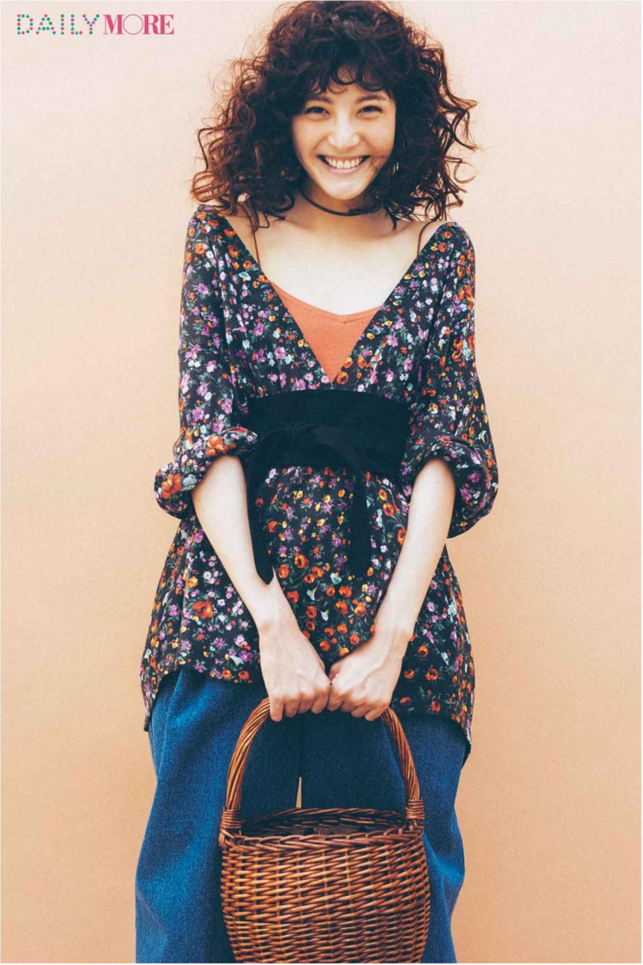 GWは【休日にしたいコーデNo.1】の「デニム×きれい色」で決まり☆ 今週の人気ランキングトップ3!_1_3
