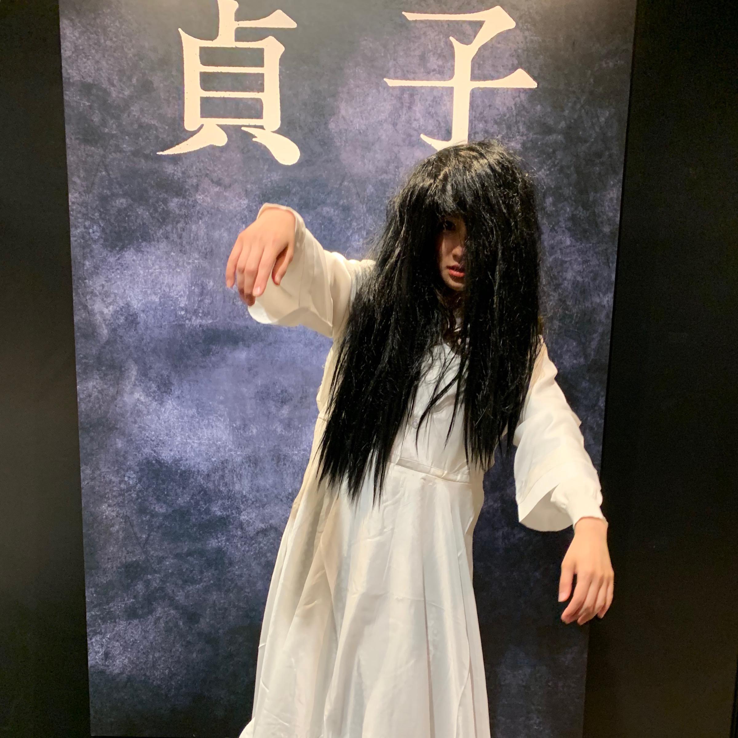 《思わずヒヤッ?!》なインスタ映え 貞子展で貞子体験してきた!_7