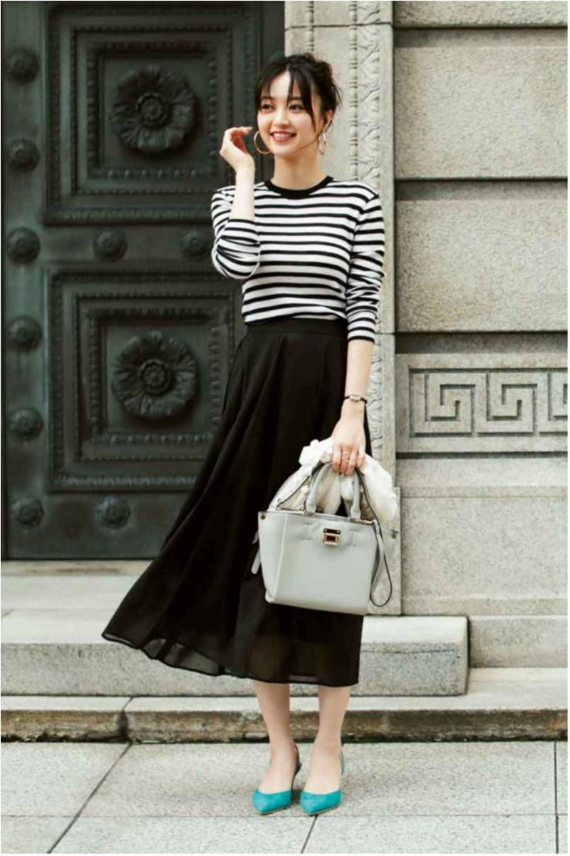 きれい色使いでこなれて見える【ワントーン】コーデ10選    ファッション_1_2