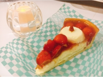 【キル・フェボン】一年でたった2日しか販売されない幻のタルト!スローな夜を彩る『佐藤錦のキャンドルナイトケーキ』♡