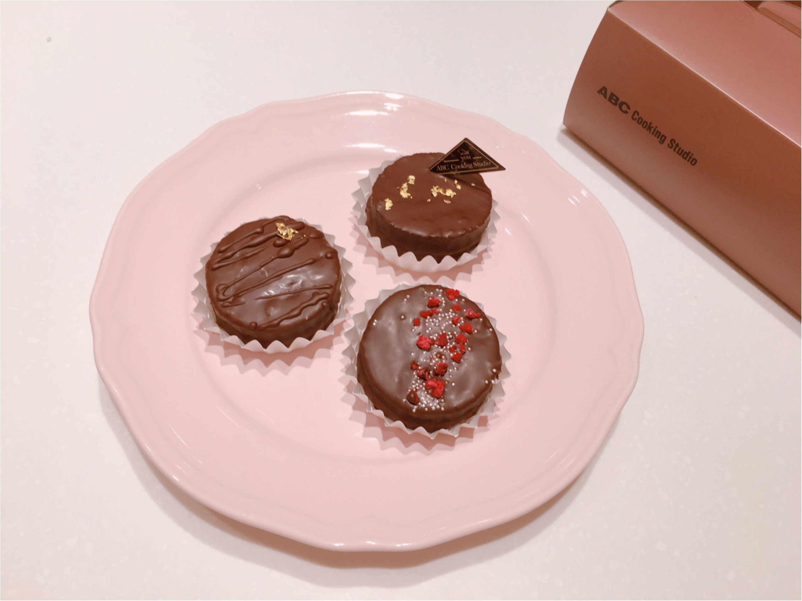 ハート型がかわいすぎっ!バレンタイン仕様のパンケーキが登場♡_1