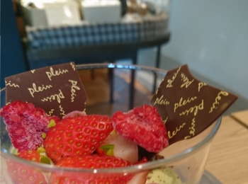 ≪関西・兵庫県≫美味しさにリピート率高☆パティスリー&チョコレート店のパフェ♡