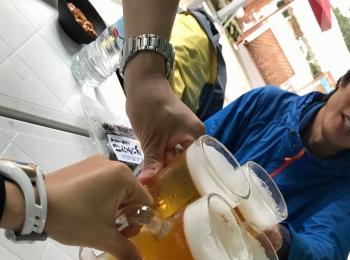 【高尾山】夏の風物詩ビアガーデン!(^^)!