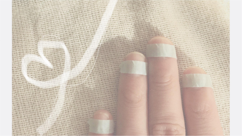 """【お家にあるもので簡単!!】本格派セルフネイルの"""" ハウツー """"を教えちゃう♡♡♡‧⁺_3"""