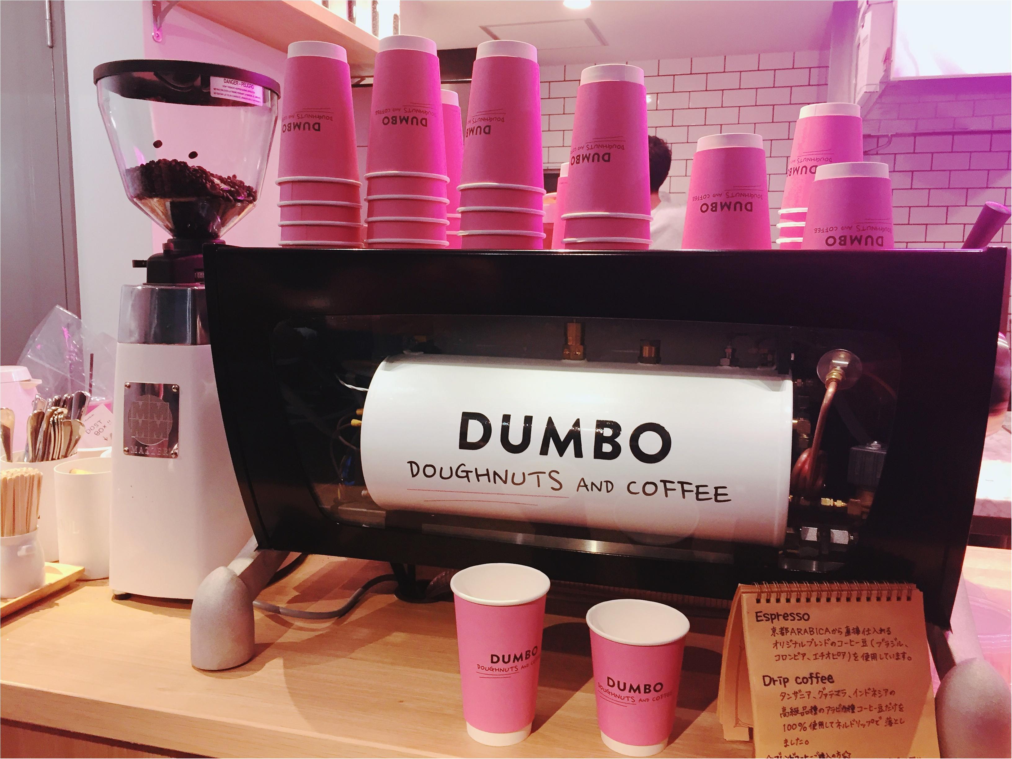 ピンクが可愛すぎる♡NYスタイルのおしゃれドーナツカフェ♡*_1