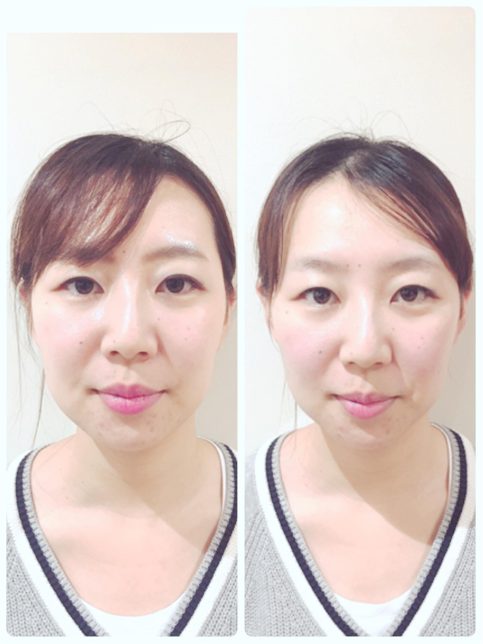 【小顔大作戦】むくみ解消!リンパの流れをうながして小顔へ★_5