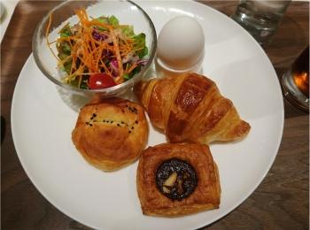 日本一の朝ごはんに選ばれたラ・スイート神戸ホテルのモーニング☆