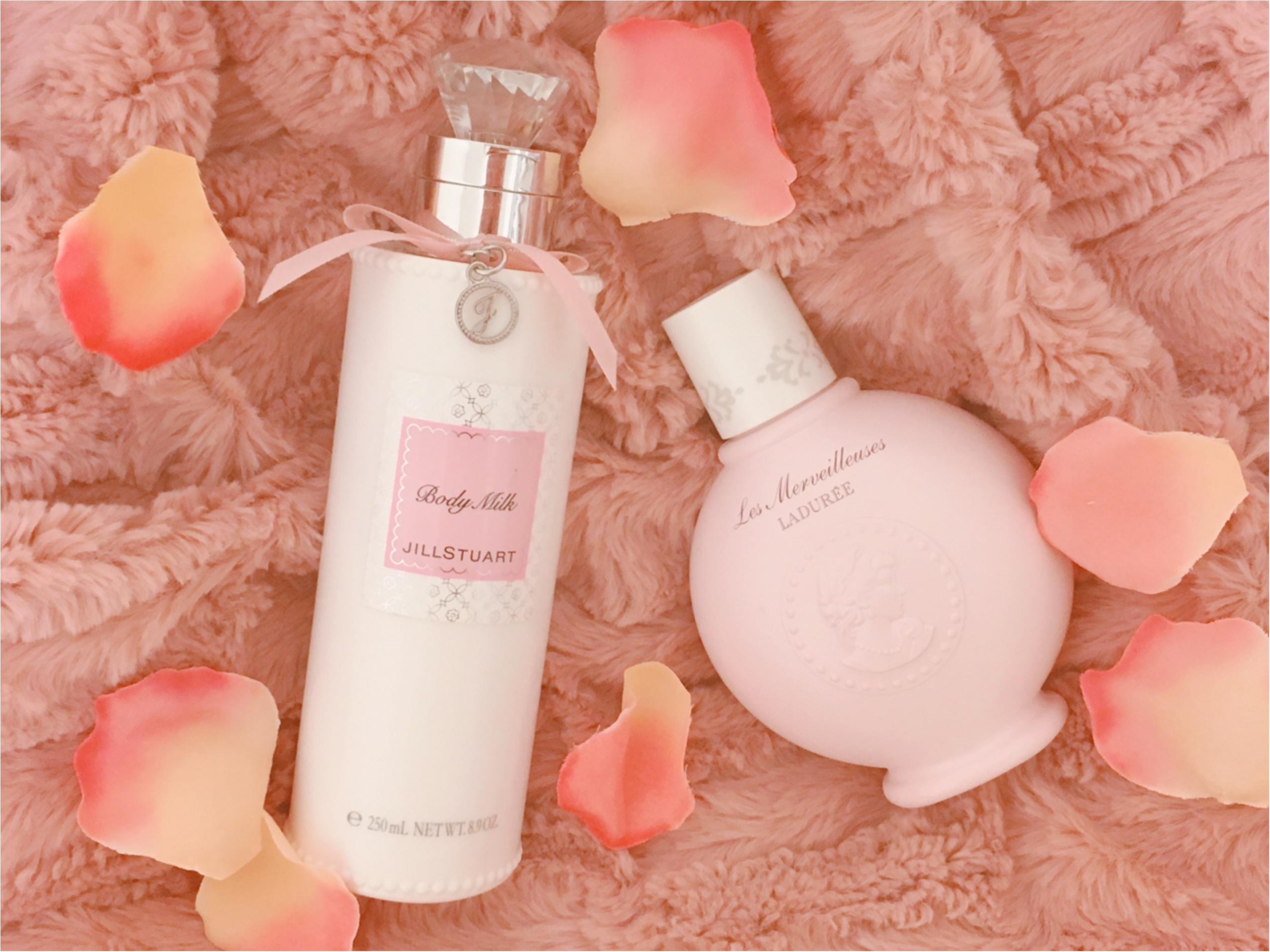 ふわっといい香り♡この冬、いいオンナ度上がるボディクリーム3選_1