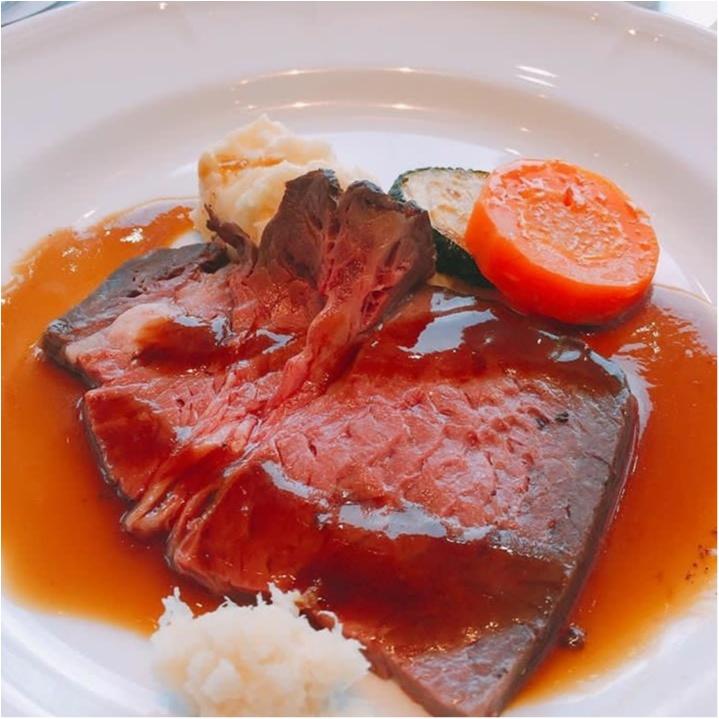 【DINNER】いまお得なディナーはココ!第一ホテル東京シーフォートへ行ってきました☆_7