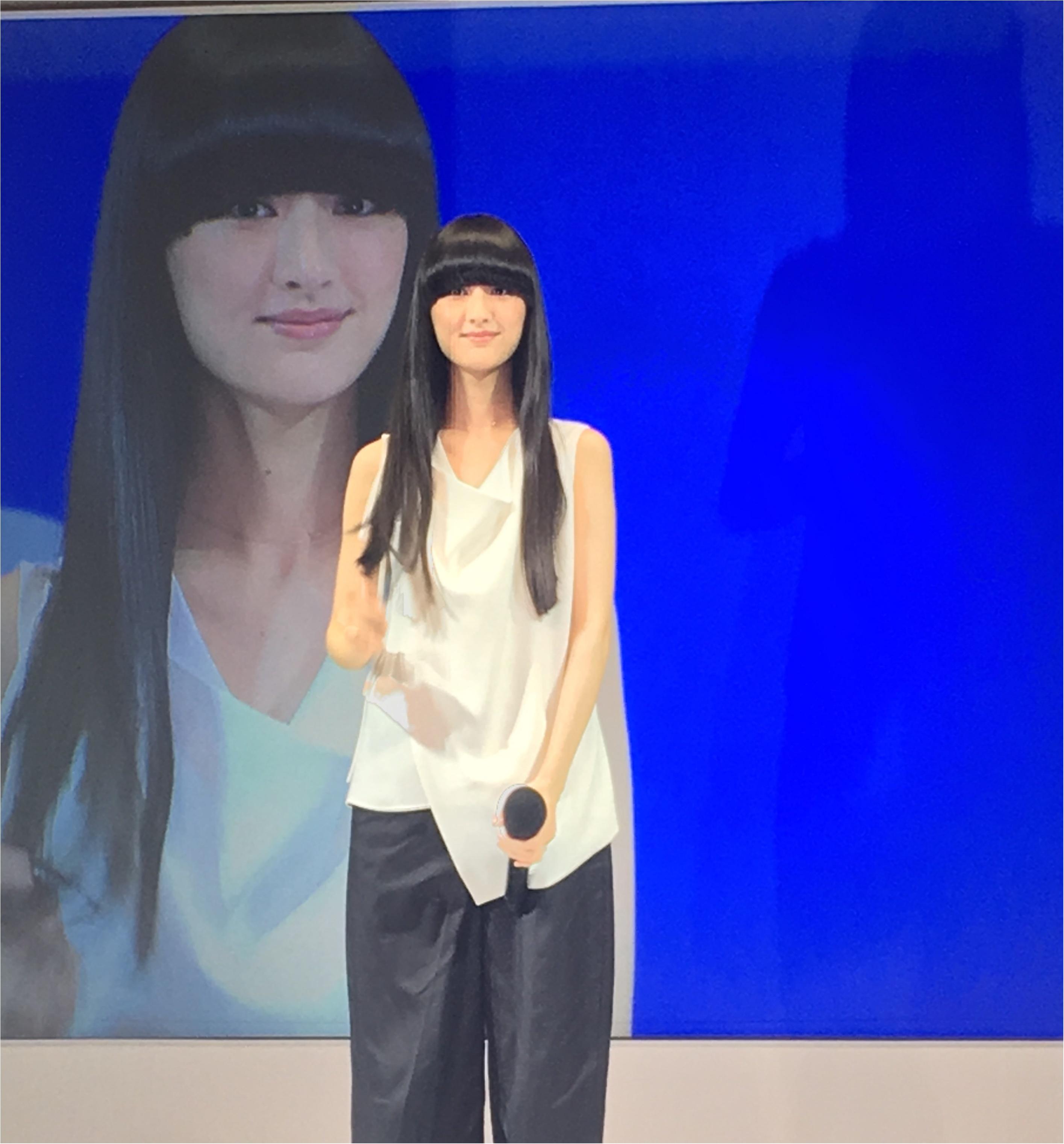 ヘア&メイク小田切ヒロさんも登場! 「ダイソン スーパーソニック ヘアドライヤー」の新製品発表会に潜入☆_4