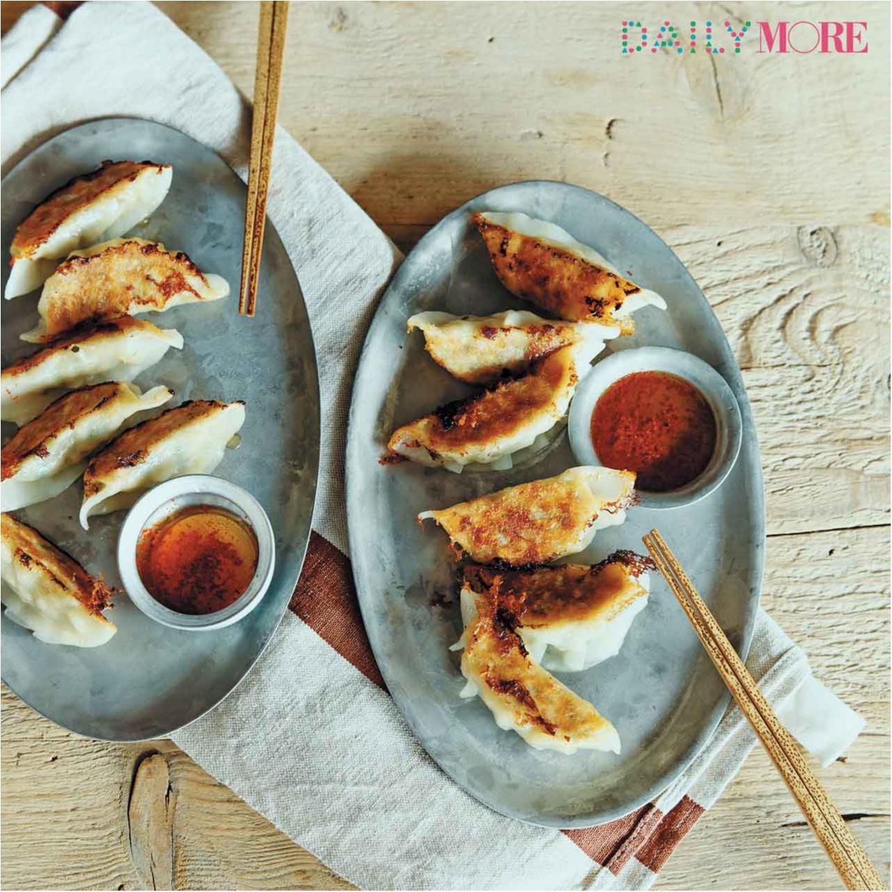 彼も大絶賛! 田中美保さんの、ごはんがすすむ「米粉皮のギョーザ」レシピを伝授!_2