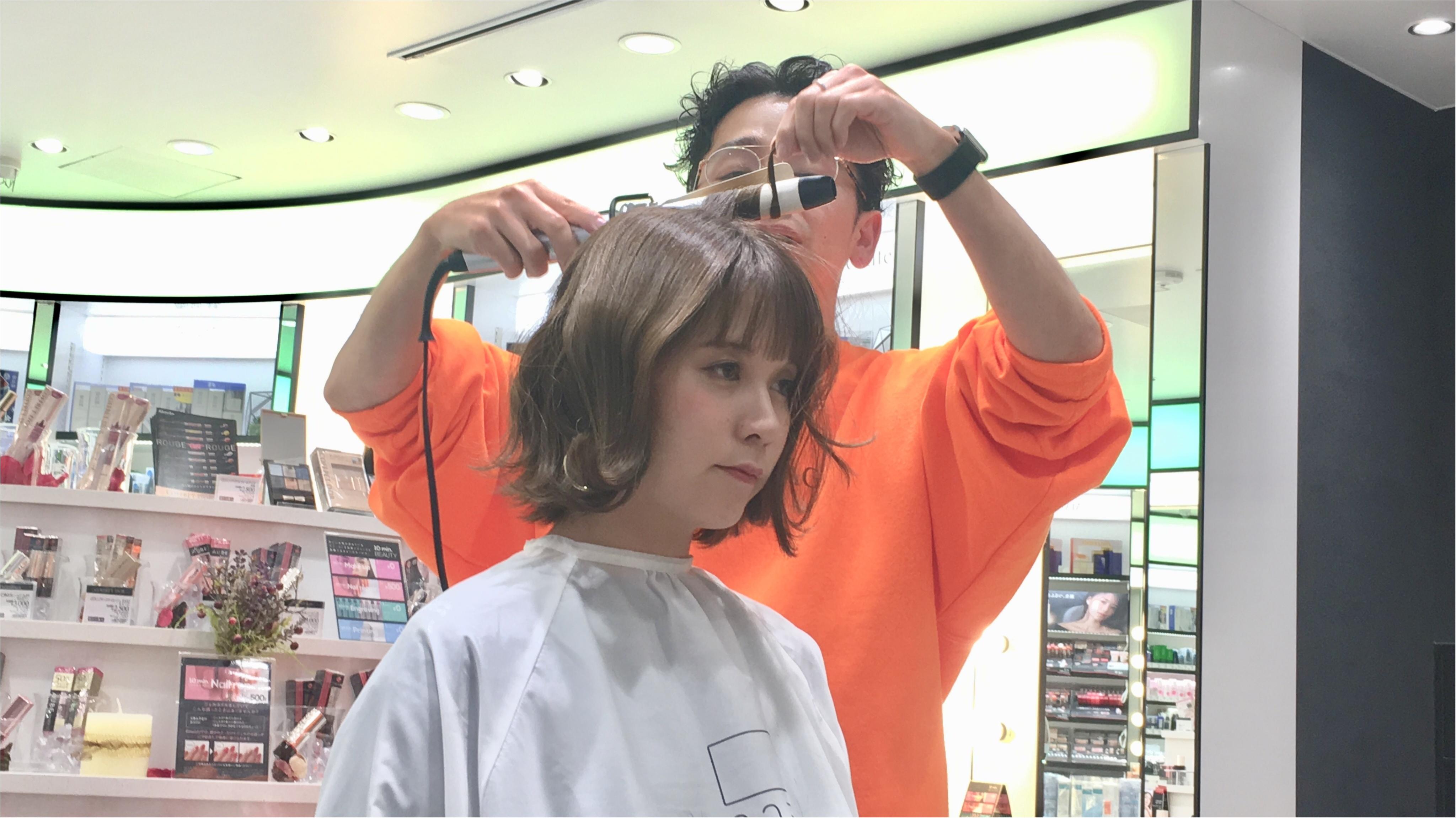 【銀座BeautyU】ヘアスタイリングセミナーでマンネリ解消!?_4