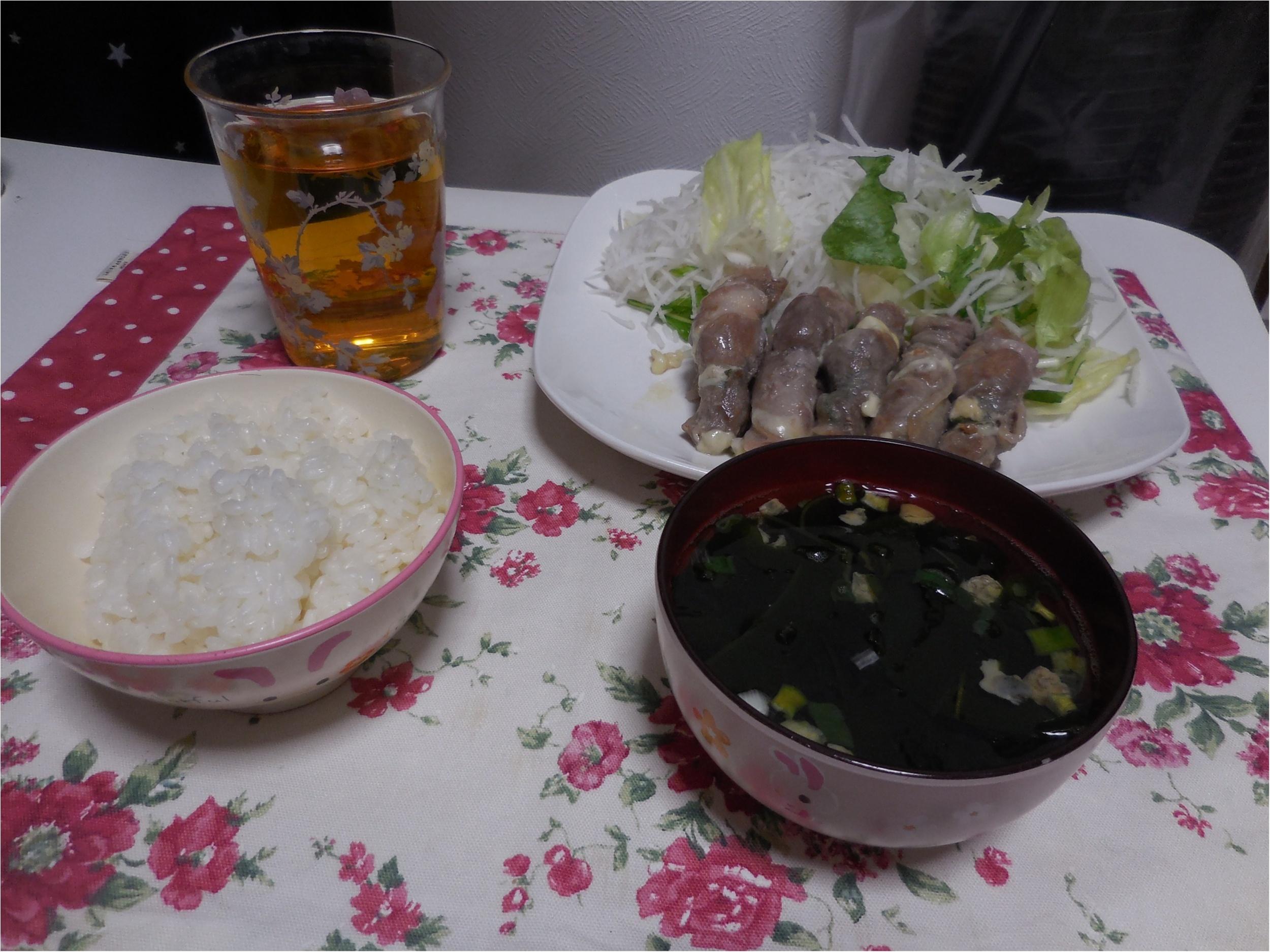 【おうちで作るごはんがやっぱりおいしい!】豚肉の大葉・チーズ・梅肉巻き_1