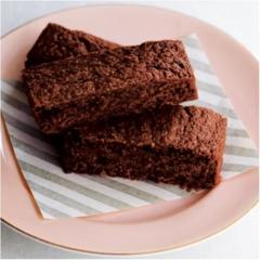 バレンタインチョコパを楽しもう! 大人っぽい味の「ジンジャー・ブラウニー」レシピ
