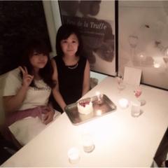 【AUXAMIS TOKYO】東京駅丸ビル35階絶景のフレンチレストランで誕生日ディナー♡