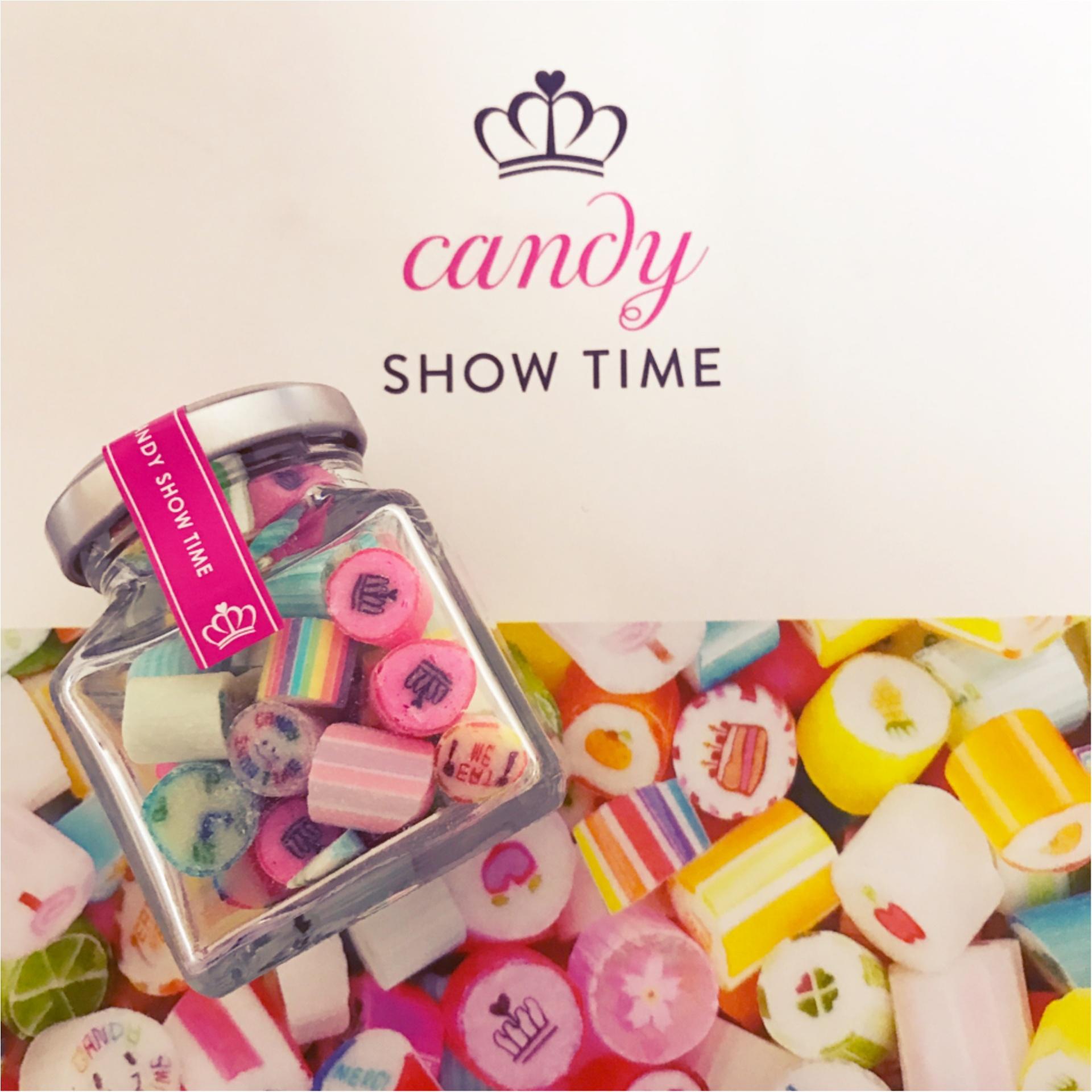 ★手土産にいかが?見た目も可愛い『candy SHOW TIME』の手作りキャンディーはお呼ばれに最適スイーツ★_4