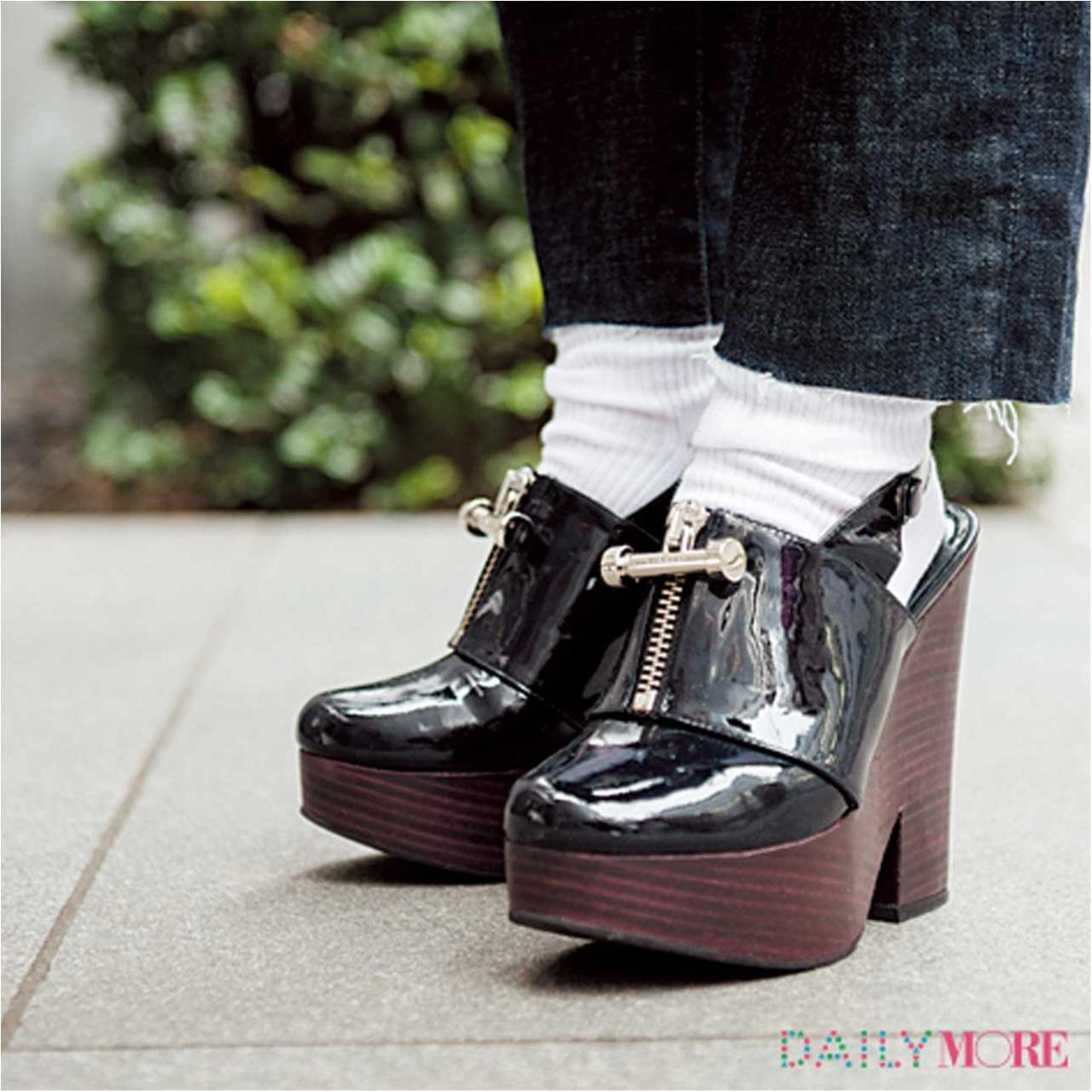 おしゃれさんは何はいてるの?足もと上手さんの靴下の選び方&はき方(1)_4