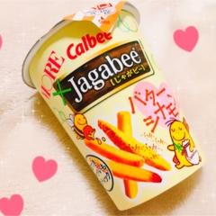 じゃがハピ♡♡♡MORE×Jagabeeのコラボ商品がついに発売♡☺︎バターシナモン味がやみつきになる事間違いなし!?♡