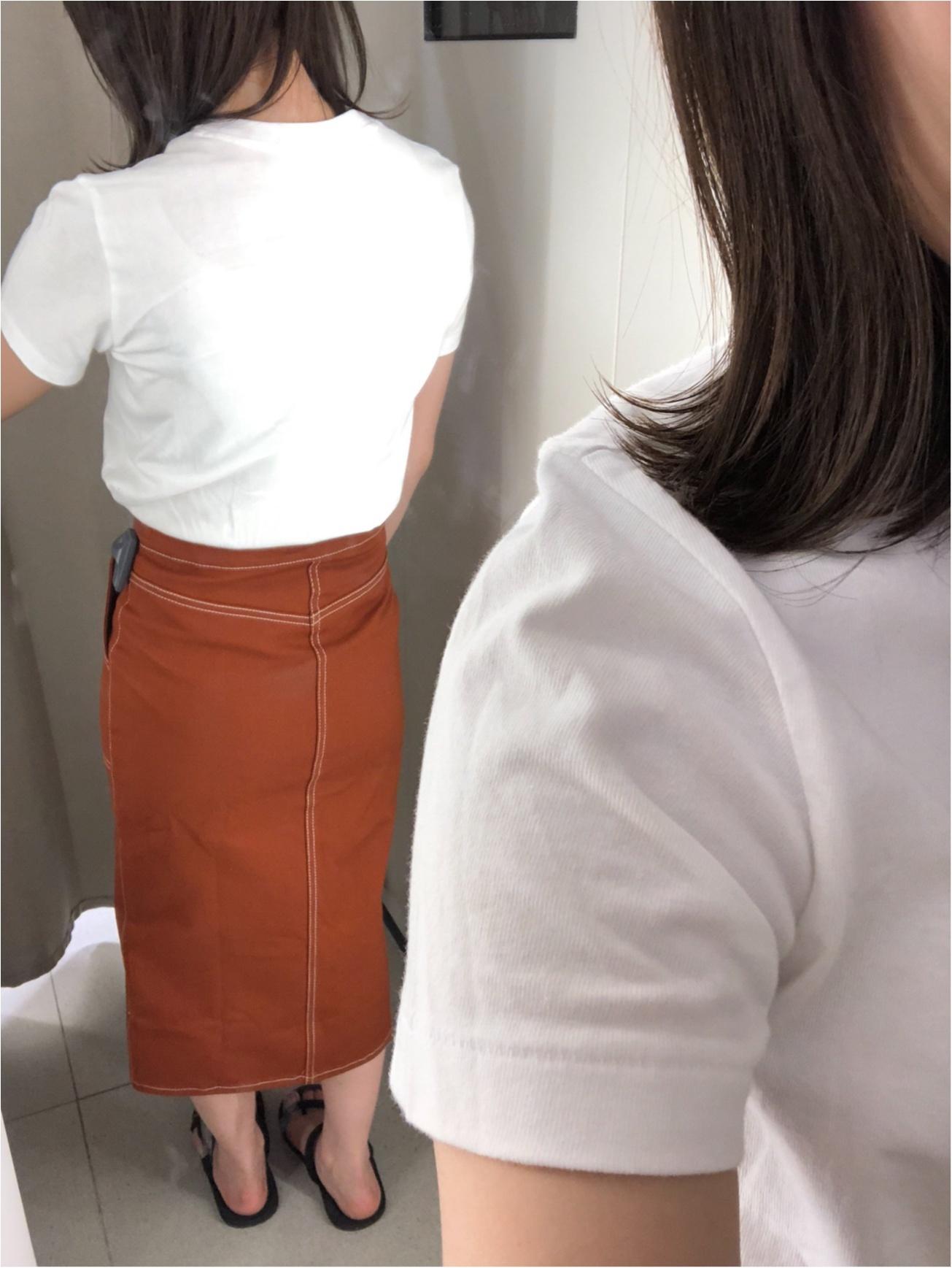 《ZARA》で秋支度!秋にたっぷり使えるスカートが可愛い!_3