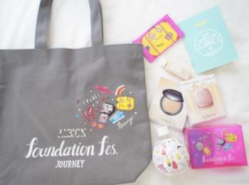 《豪華お土産付き❤️》【ALBION Foundation Fes 2019】へ行ってきました☻!