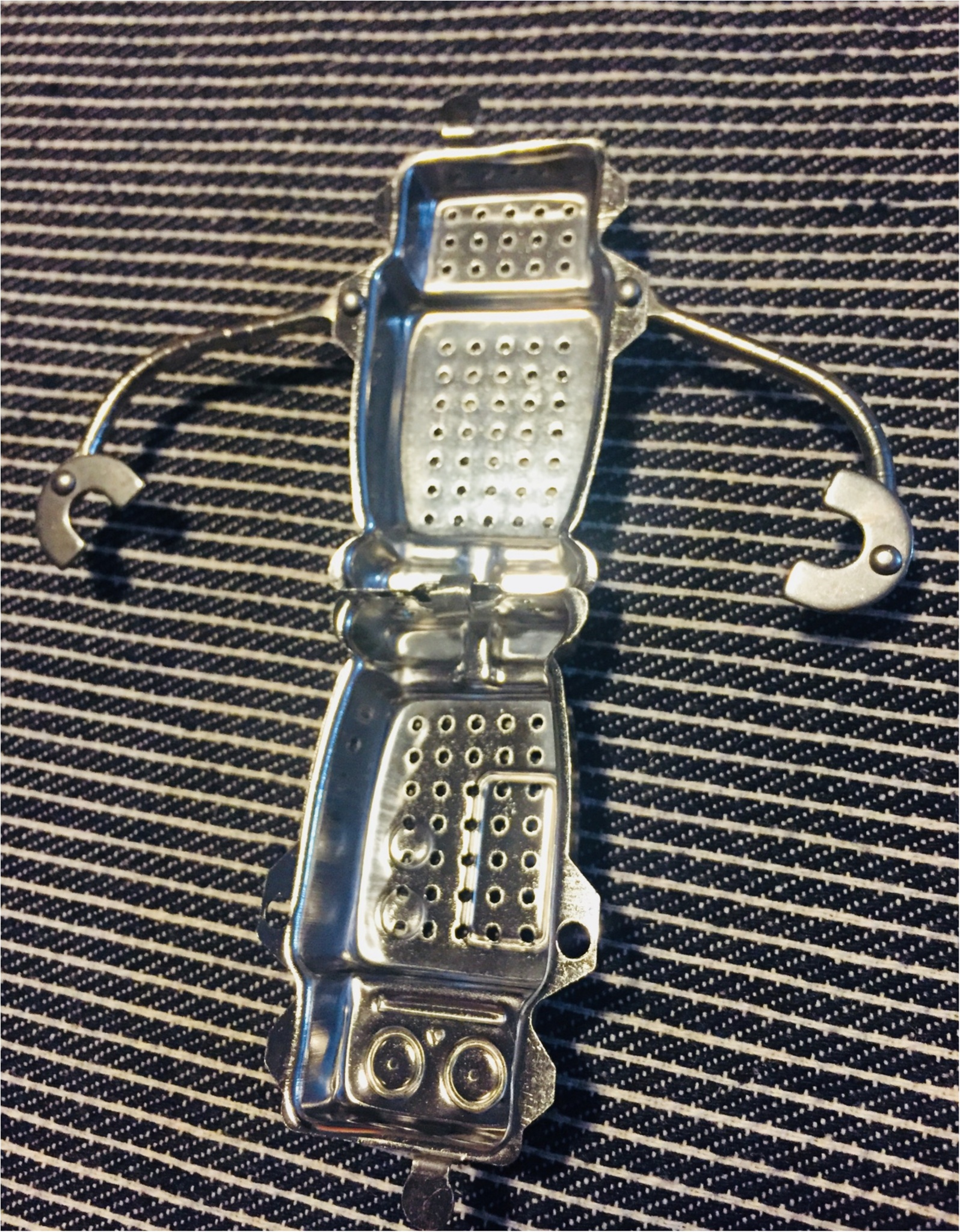 《ティータイムが楽しくなる❤︎》可愛いロボット型『ティーインフューザー』をGETしてきました!_2