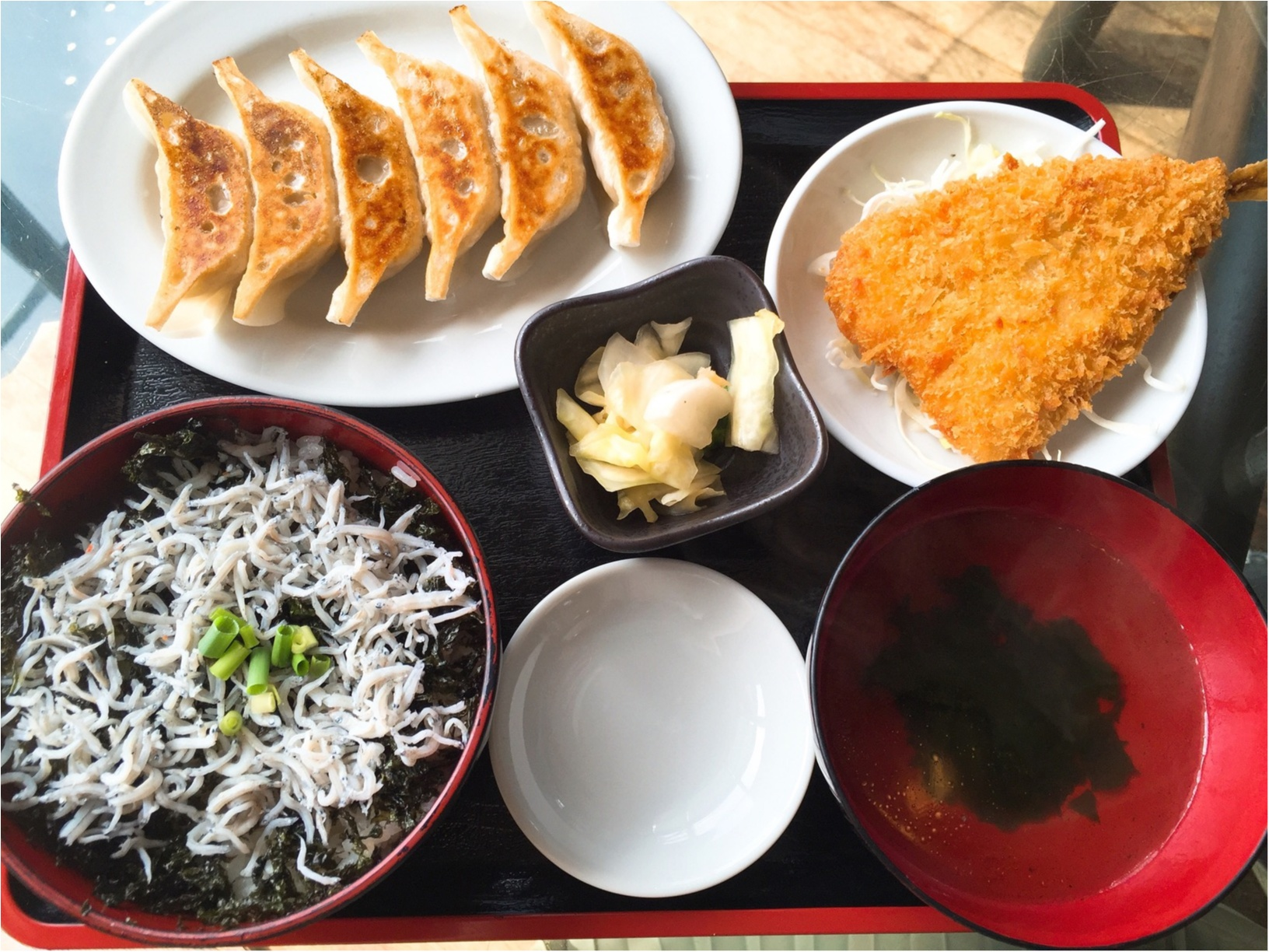 【神奈川・葉山】中華街重慶飯店元料理長が作る「葉山餃子&しらす丼」を堪能♩≪samenyan≫_7