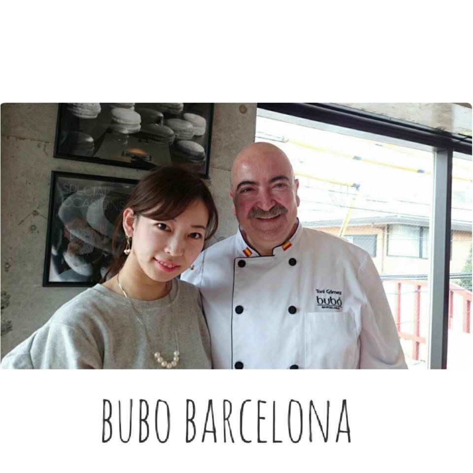 【New Open】今年のバレンタインは、世界一のチョコレートケーキ、ブボ バルセロナに決まり♡_9
