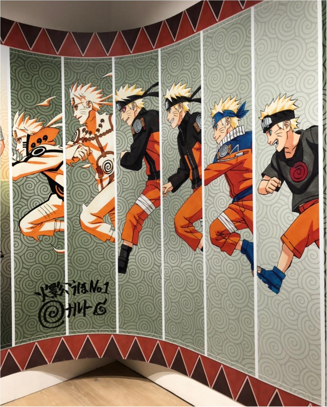 いよいよ後10日!【創刊50周年記念ジャンプ展vol.3】に行ってきました❤️_15