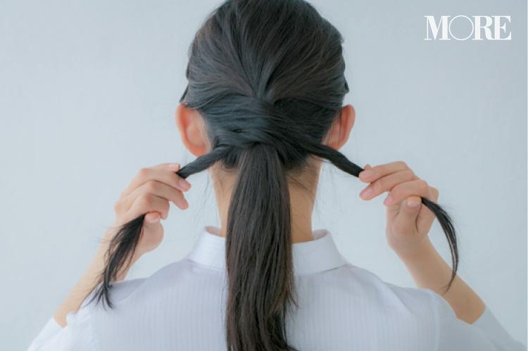 社会人のオフィスヘアアレンジ特集《2019年春》- ボブもロングも簡単におしゃれ! お仕事にぴったりの髪型は?_5
