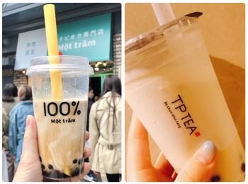 大阪で人気のタピオカ特集 - 行列のできる人気店や、関西初出店のあのお店も!