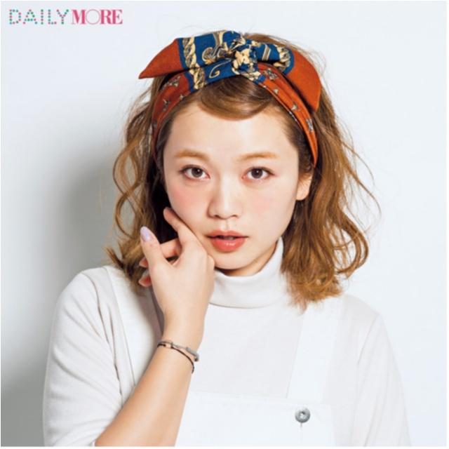 脱・盛りヘアアレンジ祭り☆ 今週のビューティランキングトップ3!_1