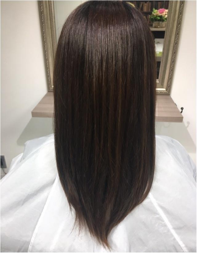 髪のダメージは美容院でのトリートメントに限る★_2