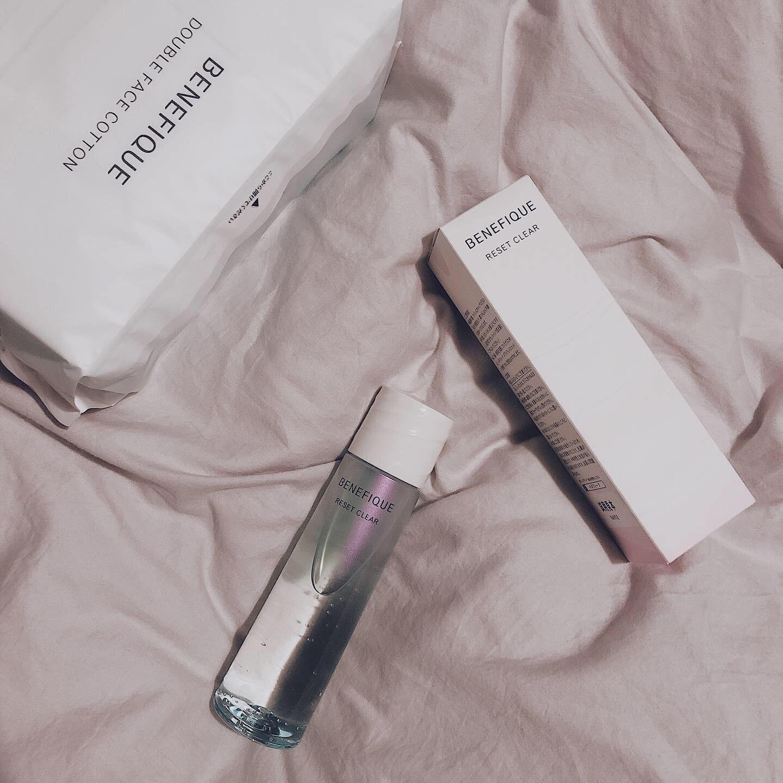 【肌のざらつきが気になる方必見!】ベネフィークから新発売された化粧液が優秀すぎた♡♡_4
