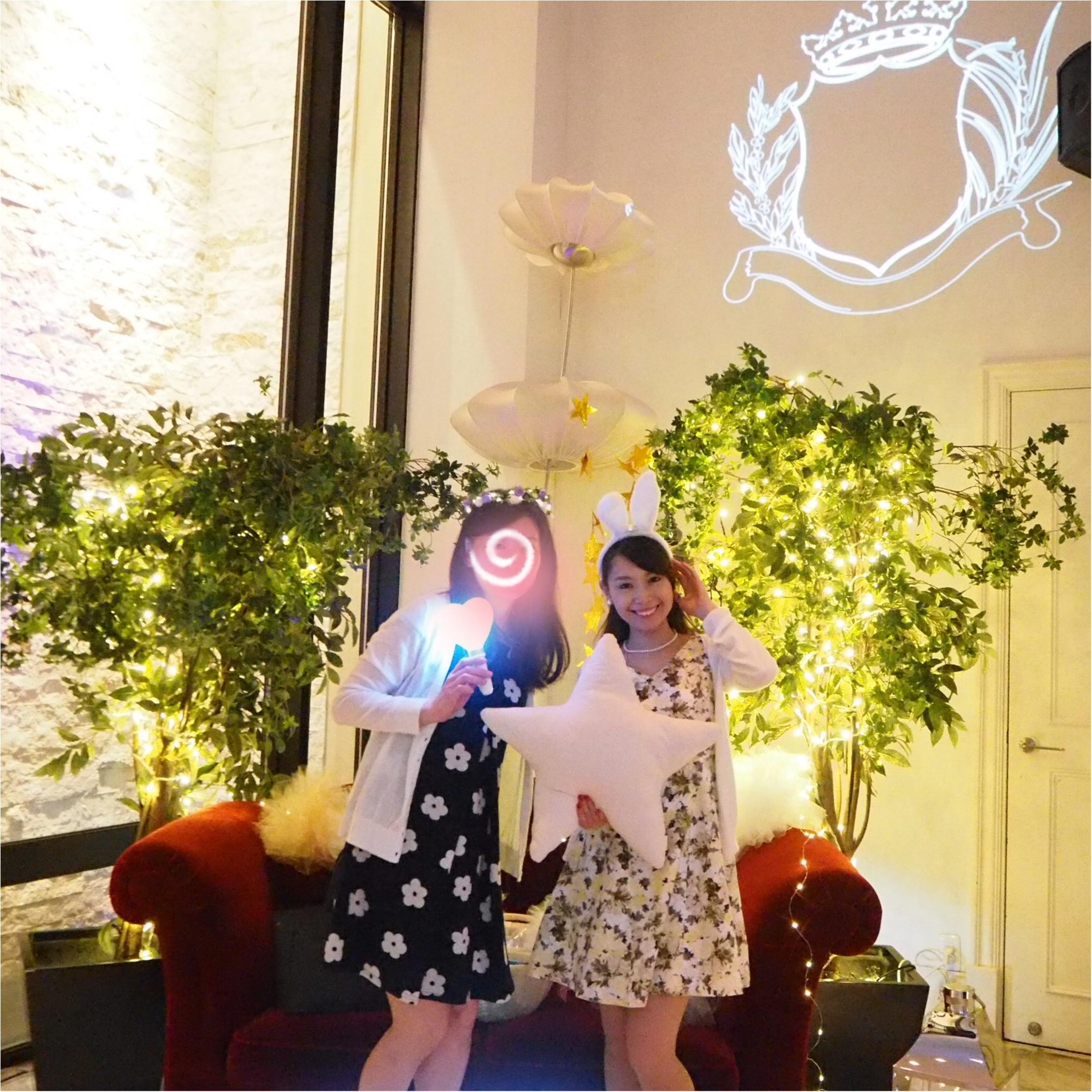 【結婚式場でビアイベント】会場の光に包まれながら楽しくごはん♡_12