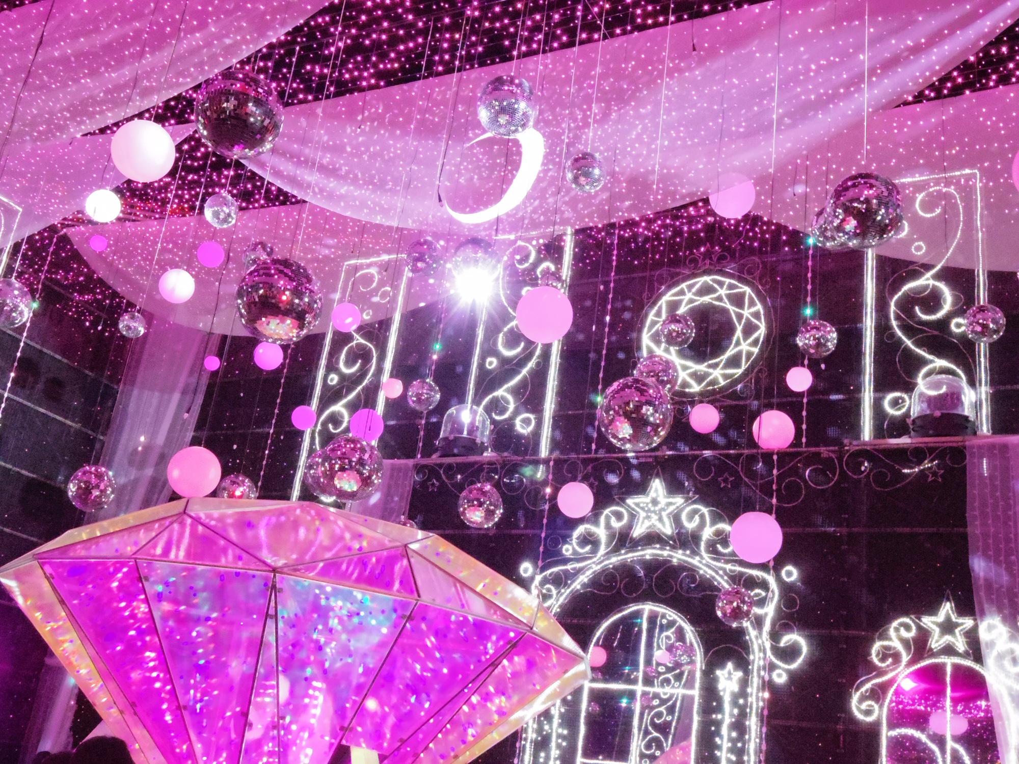 【ドラマ「ダメ恋」のロケ地】イルミネーションならさがみ湖イルミリオン_2