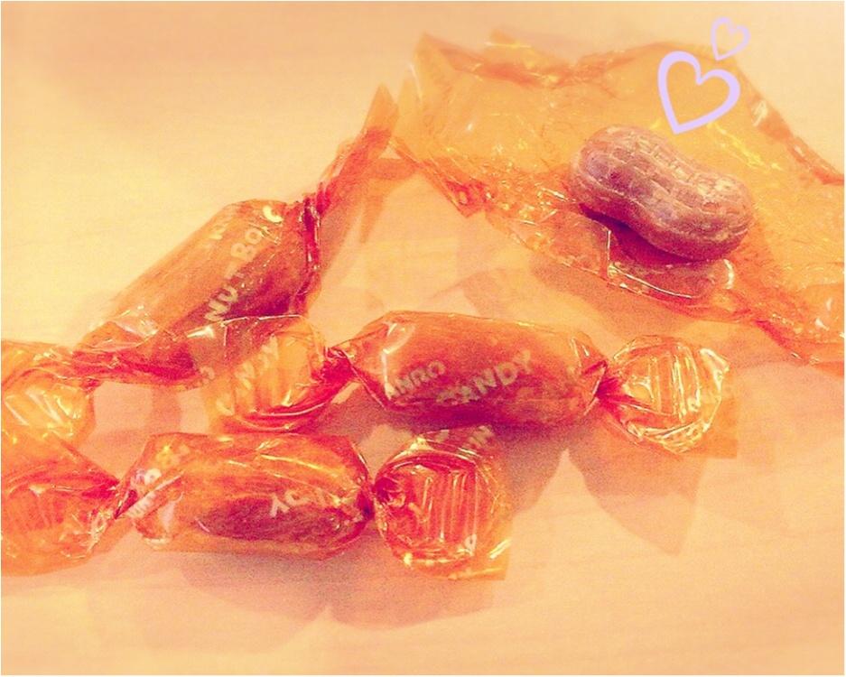 【コンビニおやつ♡】食べ出したら止まらない!ナッツクランチキャンディ♡_1