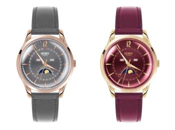 """腕時計の機能""""ムーンフェイズ""""って知ってる?『ヘンリーロンドン』の新作ウォッチにも搭載!"""