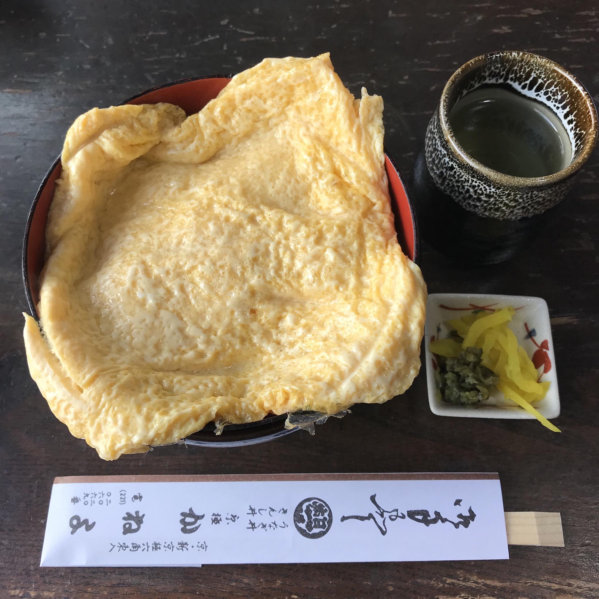 京都 きんし丼 鰻