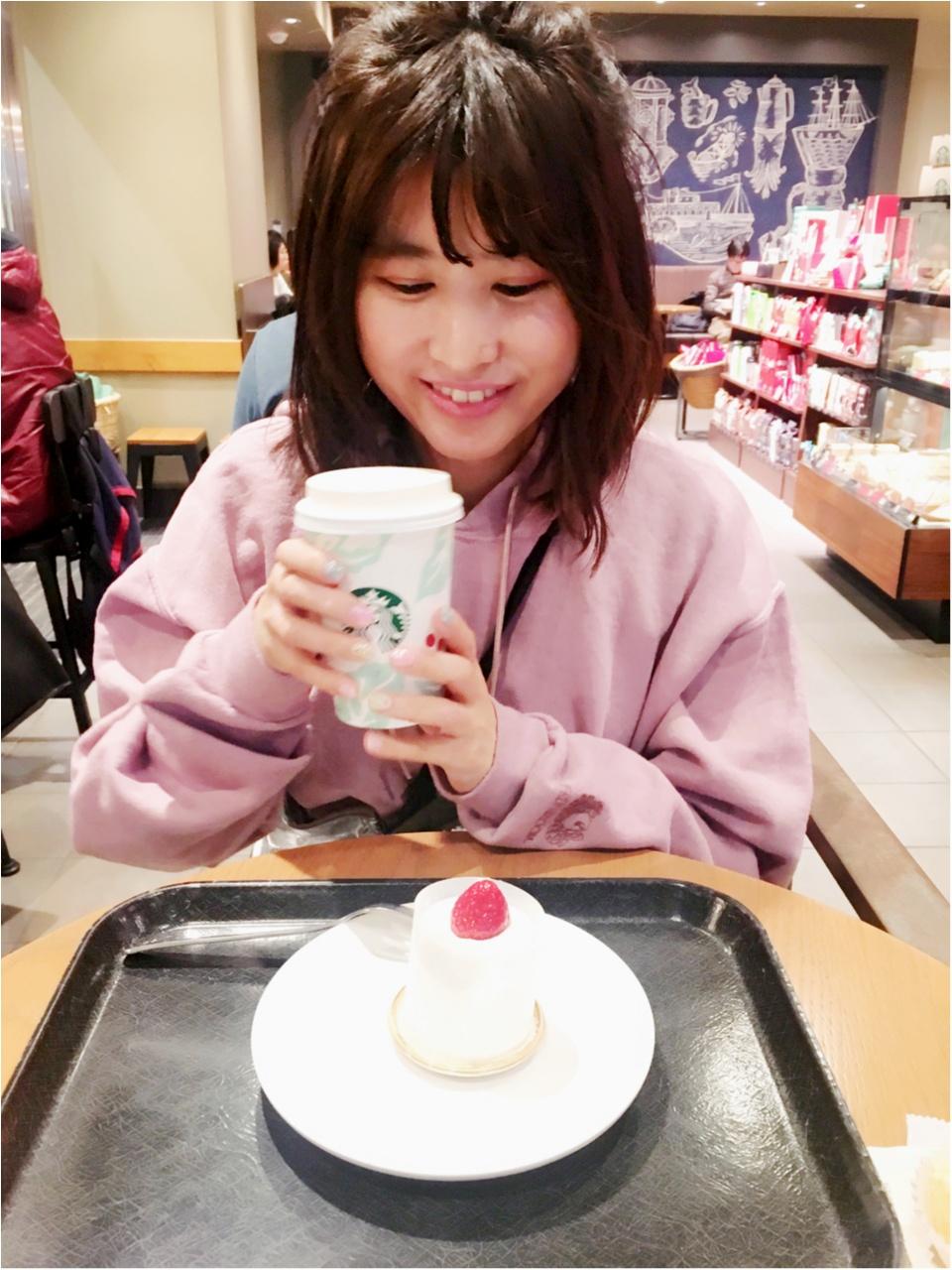 【スタバ】300店舗限定『キャンドルケーキ』がかわいい!_3