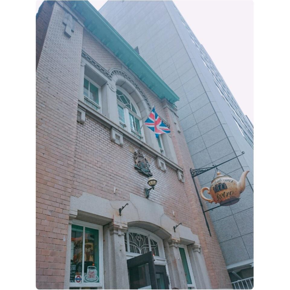 《ご当地モア》大阪に行ったら絶対訪れたいアフタヌーンティー♡北浜レトロが素敵すぎる♡_1
