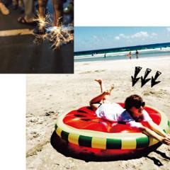 """【田中美保のデジレポ】今年の夏、""""いちばん""""の想い出♡"""