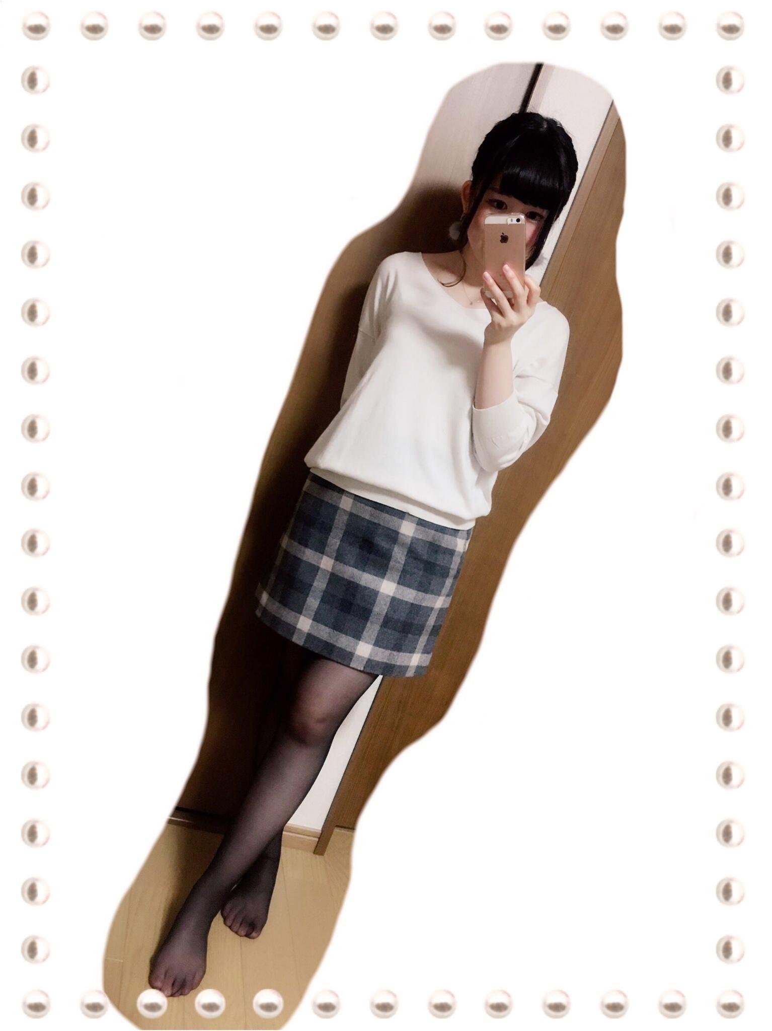 【新作・期間限定プライス1990円♡】UNIQLOのウールブレンドミニスカートでゆるカワコーデ(*´ ˘ `*)_2